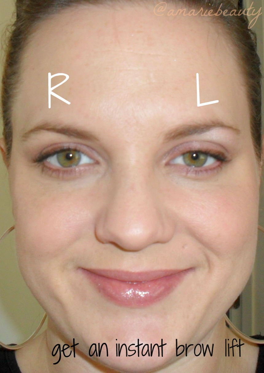 Amariebeauty How To Lift Drooping Eyelids Using Makeup Tip Off
