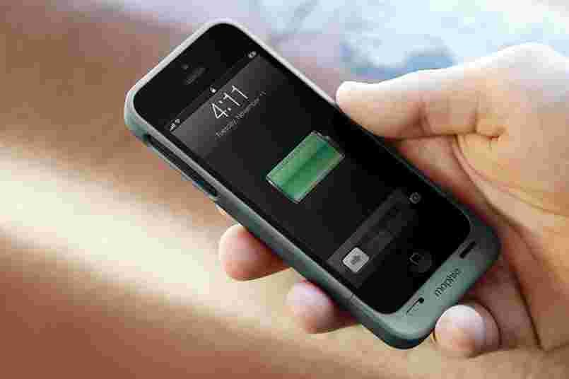 iphone 5 battery pack - Tutorial