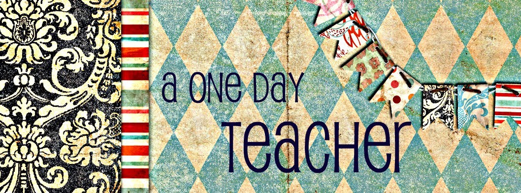 A One Day Teacher