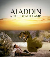 Aladdin and The Death Lamp (TV) (2012) online y gratis