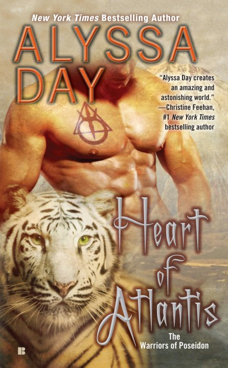 Cover Love: Heart of Atlantis
