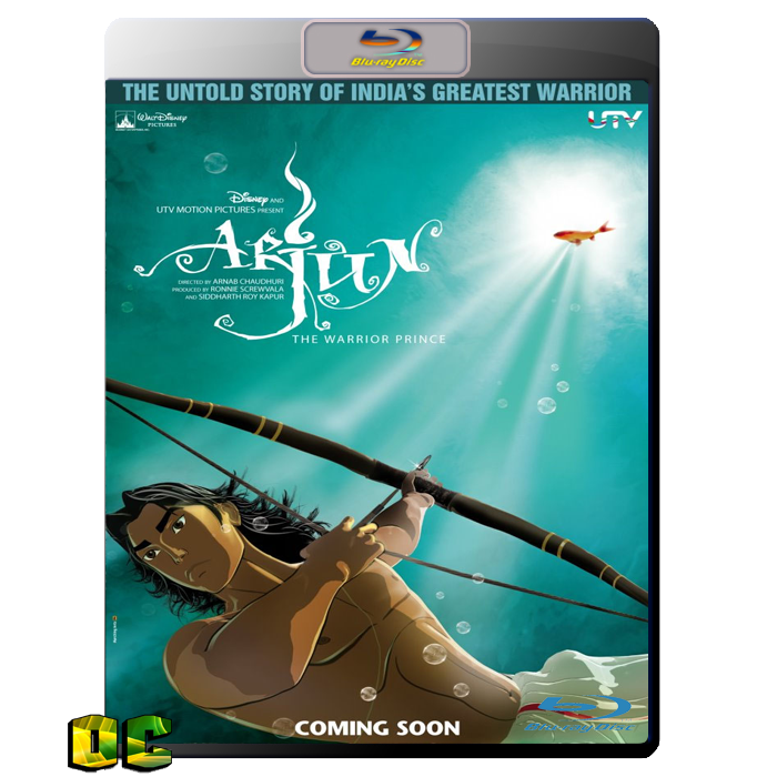 ... : Arjun The Warrior Prince (2012) Bollywood Movie Bluray HD Covers