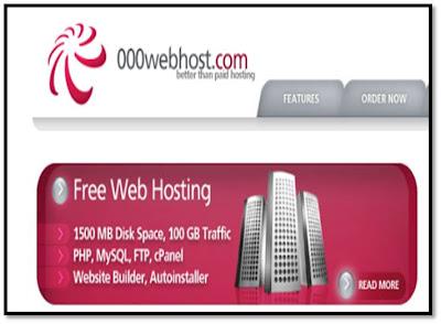 cara upluad file di webhosting 00webhost