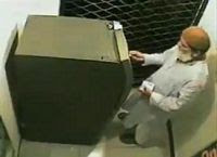 What Happened with This Old Man While Taking Money From ATM, Really Shameful Scence