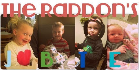 The Raddon Family