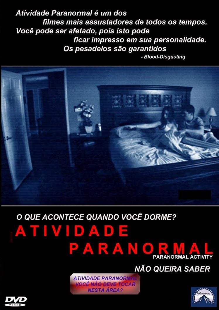 Atividade Paranormal – Dublado (2007)