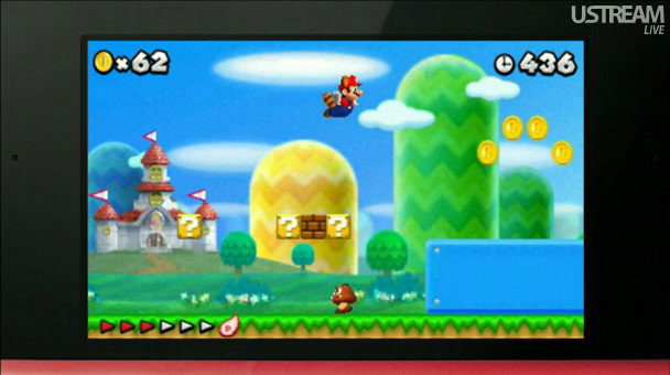 ... New Super Mario Bros. 2 3DS ROM Download ~ Download Latest Roms Free