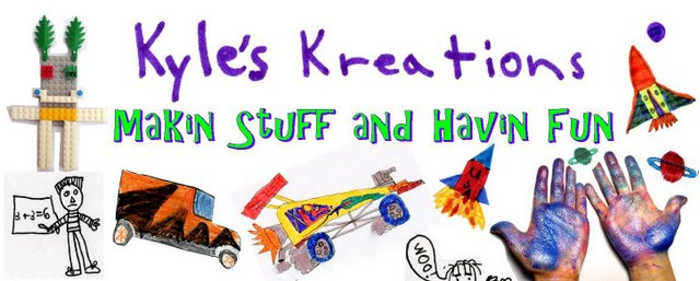 Kyle's Kreations - A summer of creating