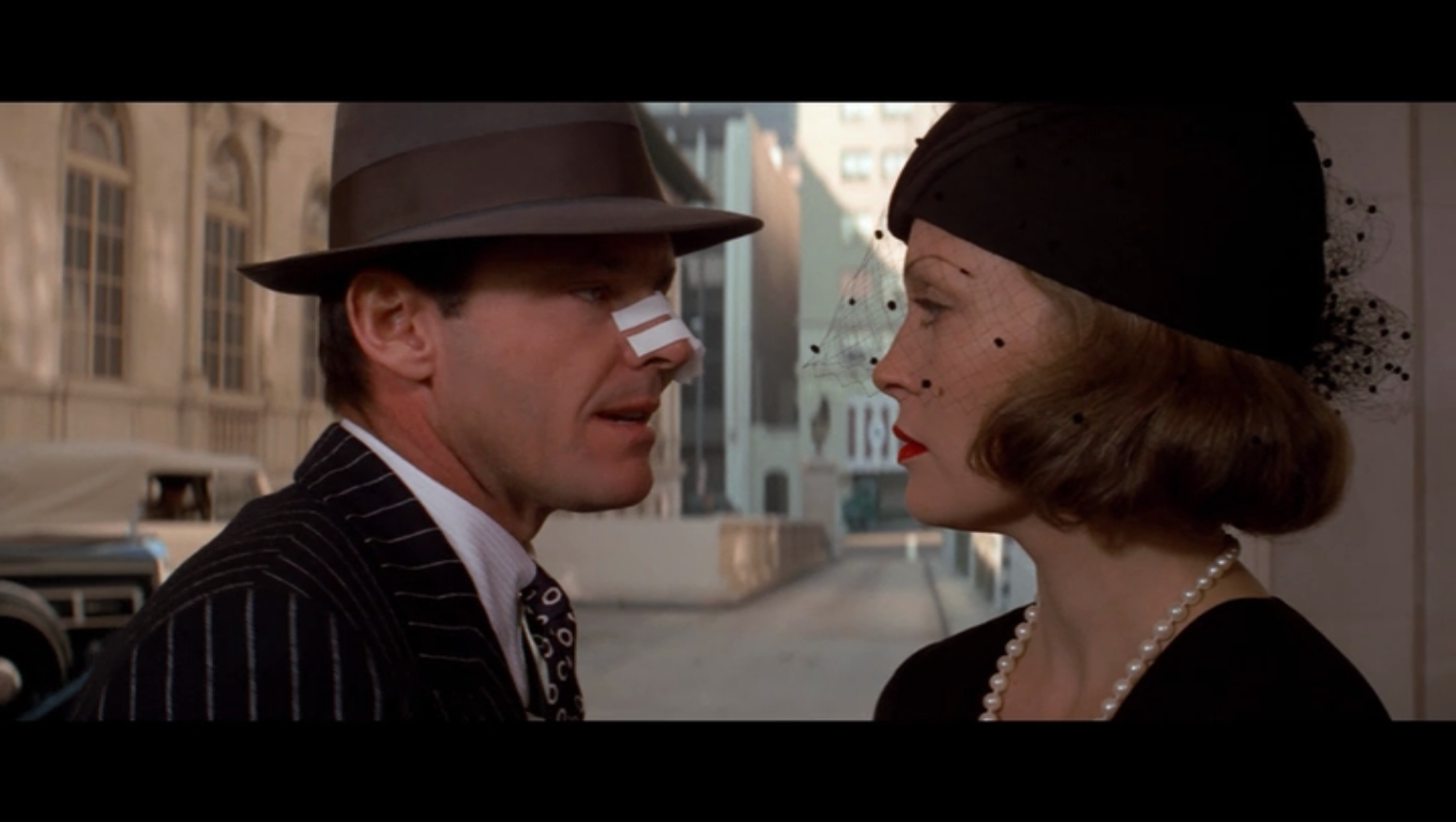 character analysis of j j gittes in the movie chinatown Noah cross: 'course i'm respectablei'm old politicians, ugly buildings, and whores all get respectable if they last long enough.