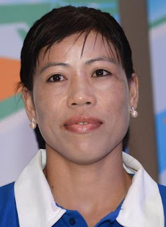 boxing champion Mary Kom