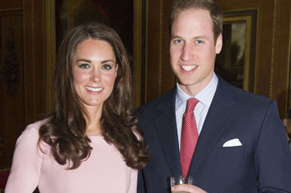Duchess Catherine and Prince William announce they're pregnant