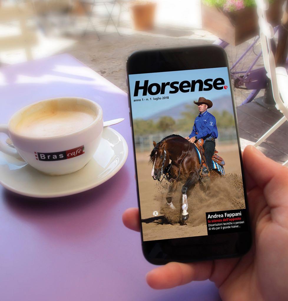 HORSENSE - EDICOLA DIGITALE