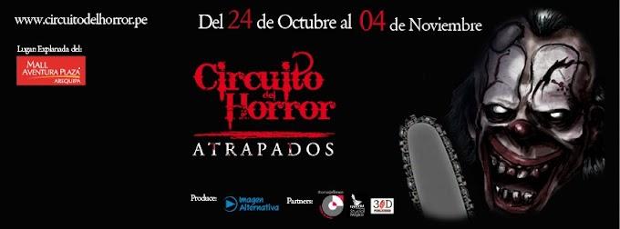 Circuito del Horror en Arequipa 2012