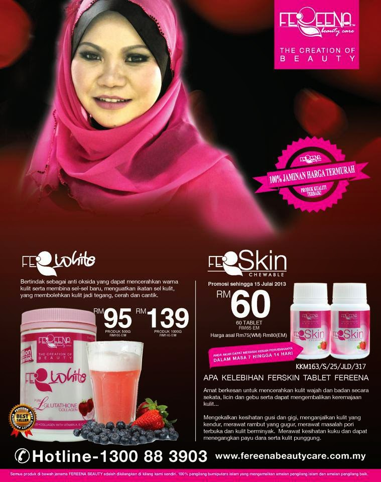 Fereena Beauty care