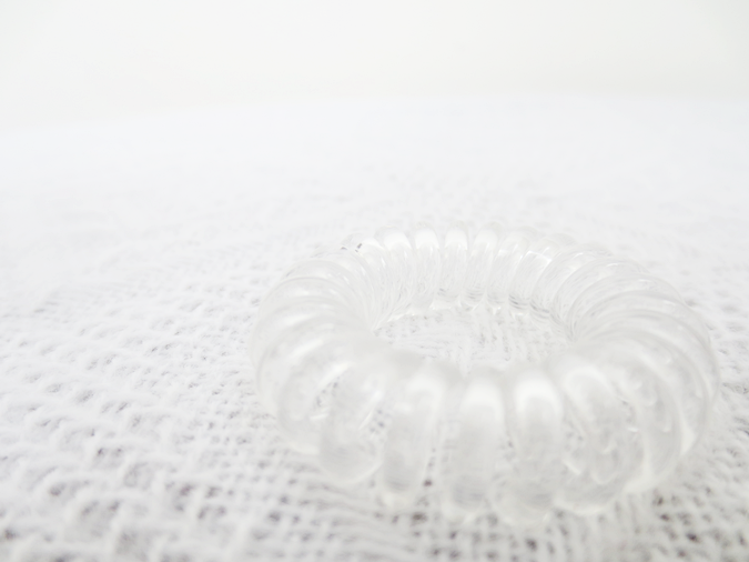 clear invisibobble