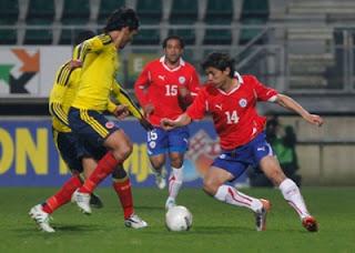 partido chile colombia el diario deportivo