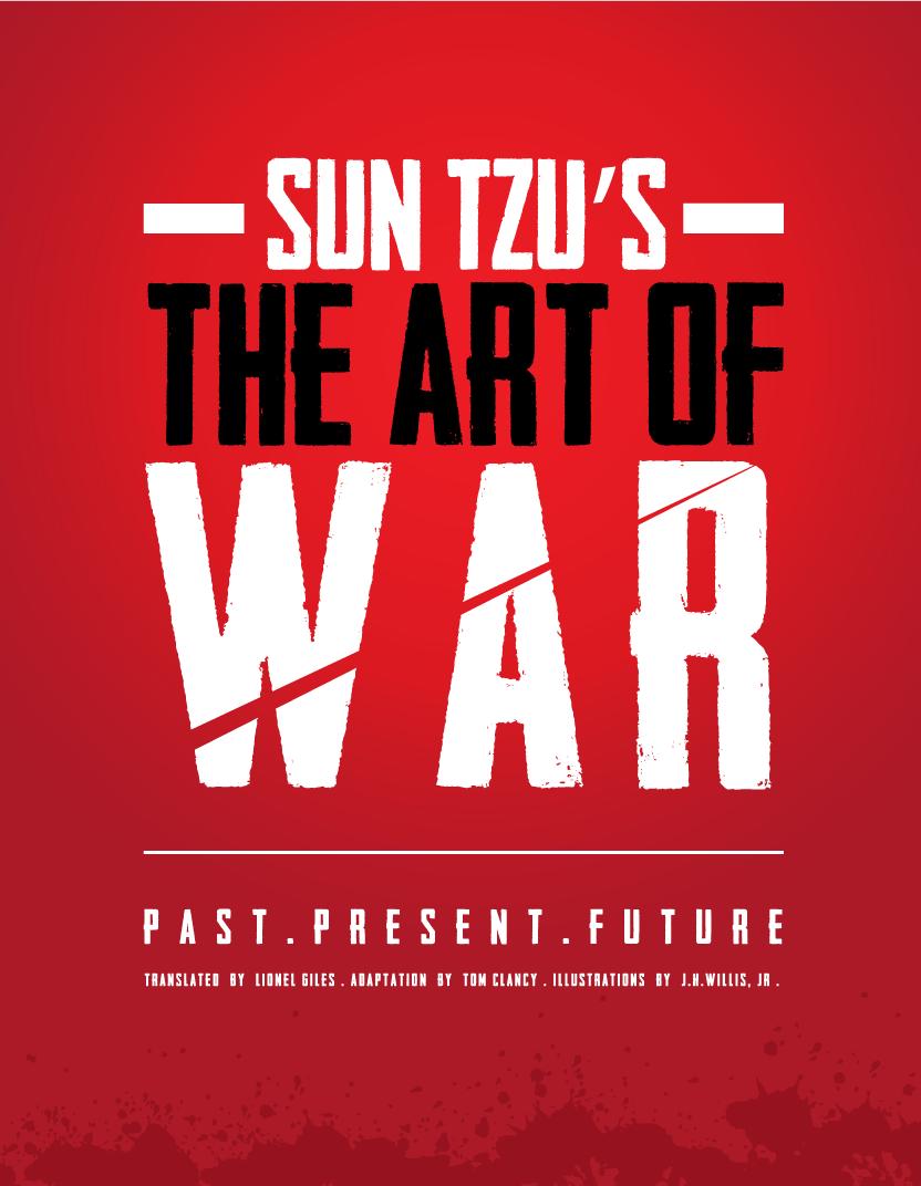 Art Of War Book Cover : Top five books to read on leadership