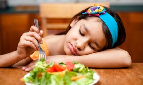 Cara Mengatasi Anak Yang Tidak Mau Makan Nasi
