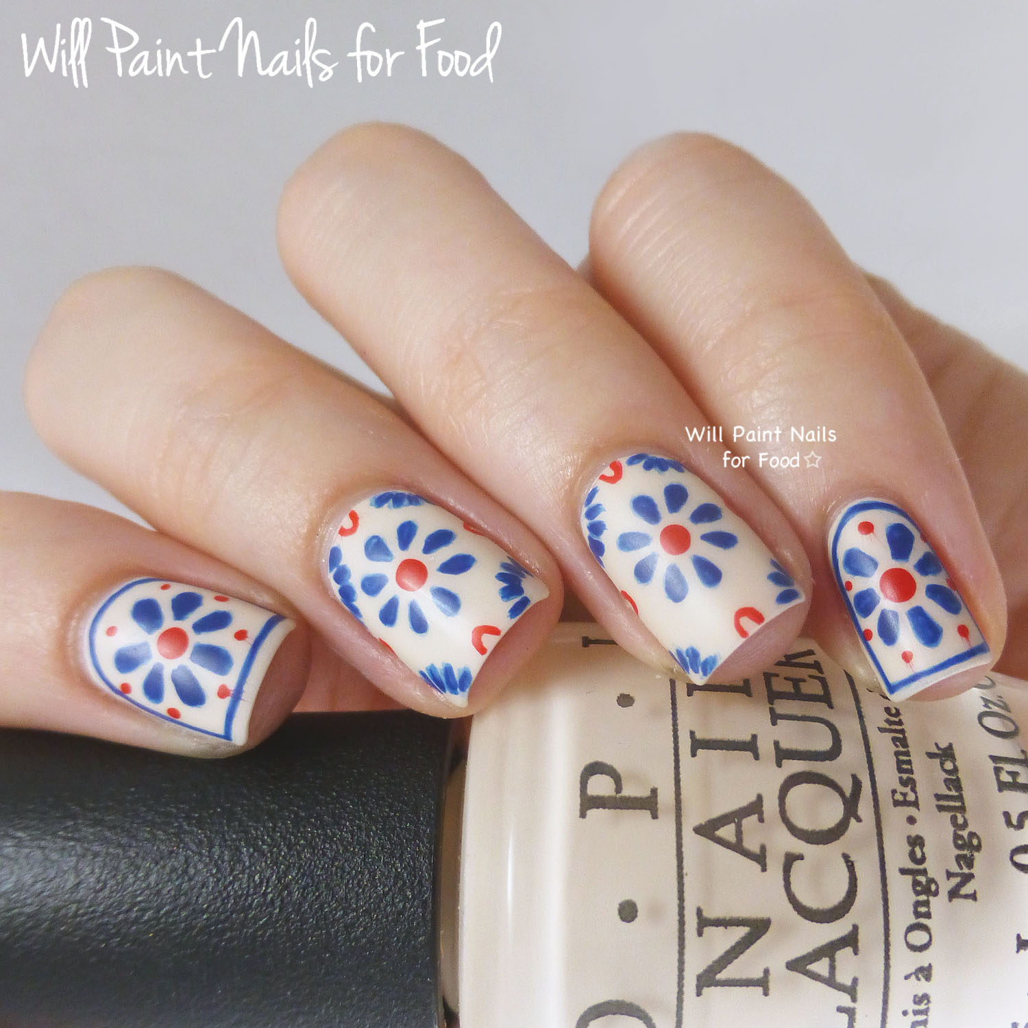 My top 10 nail art posts of 2014 will paint nails for food my nail art but theres something very striking about this design it was also very challenging to get it to line up correctly a nice reminder that prinsesfo Gallery