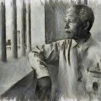 Recordant Nelson Mandela (Esteve Amigó Palés)