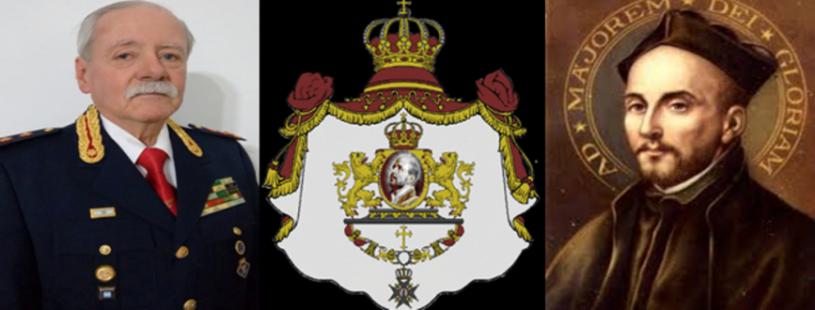 """Orden de Caballeros de Su Santidad el Papa de """"San Ignacio de Loyola"""". La Orden de las Américas."""