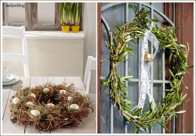 Abc amo le belle cose decorazioni primaverili fai da te for Dove posso trovare i progetti per la mia casa