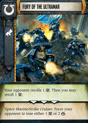 Warhammer 40,000 Forbidden Stars fury of ultramar