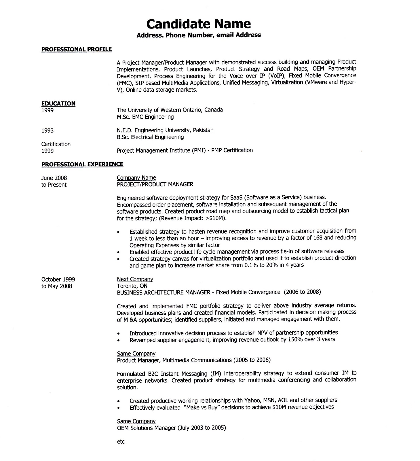 lynne carlson carlyn services inc formatting your resume