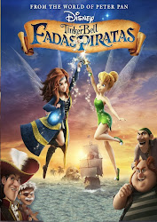 Baixe imagem de Tinker Bell: Fadas e Piratas (Dual Audio) sem Torrent