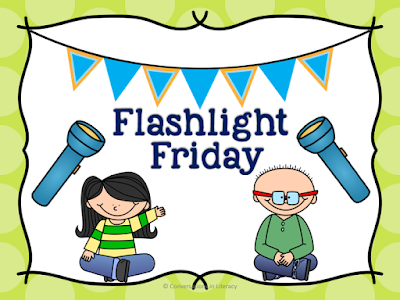 Flashlight Friday Freebie Sign