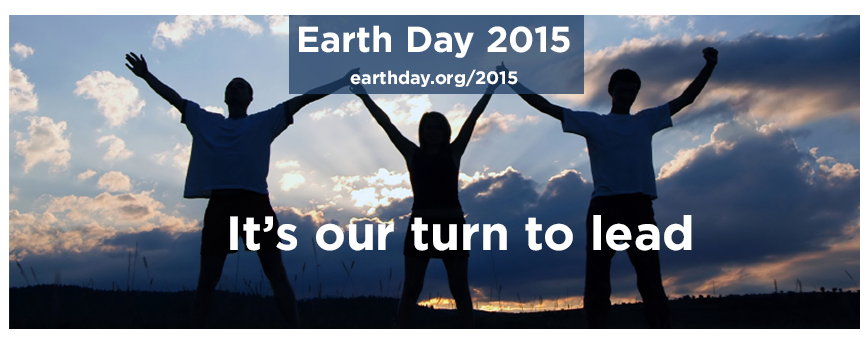 earth day, 2015, join, help, save, conserve
