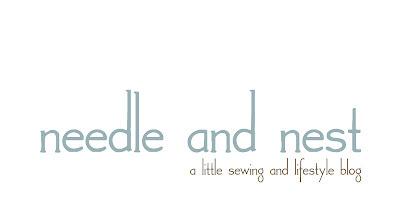 needle and nest