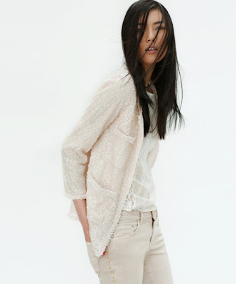 Lookbook Zara abril 2012