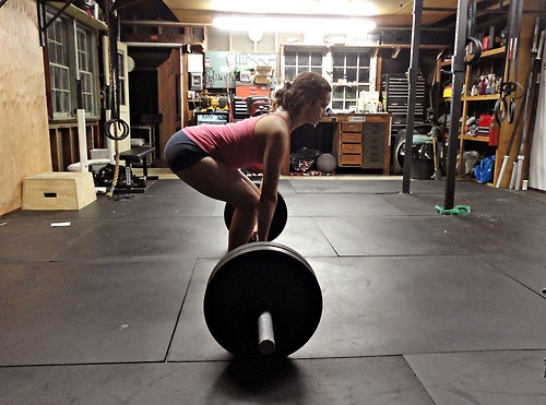 Crossfit indomitable