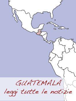 Tutte le notizie LGBT dal Guatemala