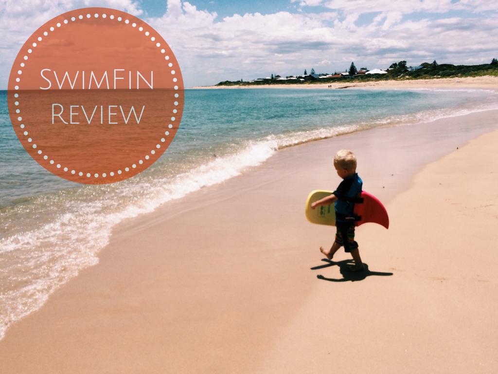 Teaching Kids To Swim Swimfin Review Yellow Dandy