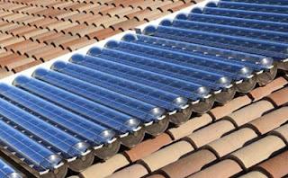 panel solar fotovoltaico termico