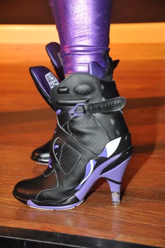 heels for december 2011