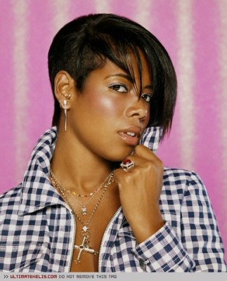 Black Hair Magazine on Jewelry  Fashion And Celebrities  Black People Short Hair Styles