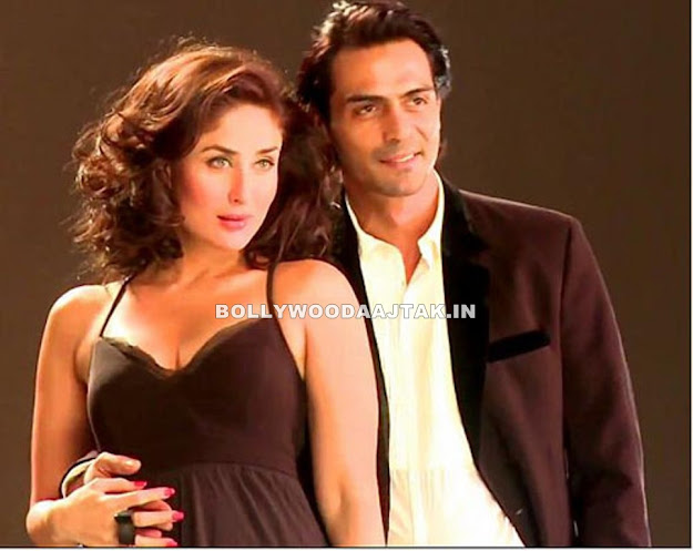 Kareena Kapoor & Arjun Rampal Heroine Movie Photoshoot
