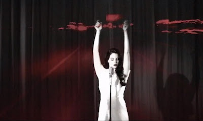 "LANA DEL RAY ""Burning Desire"""