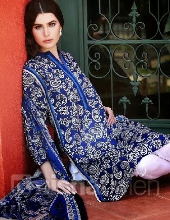 Nishat Linen Pret Lawn Collection 2014