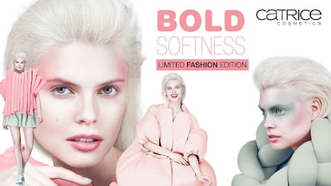 """Limited Edition """"Bold Softness"""" by CATRICE"""