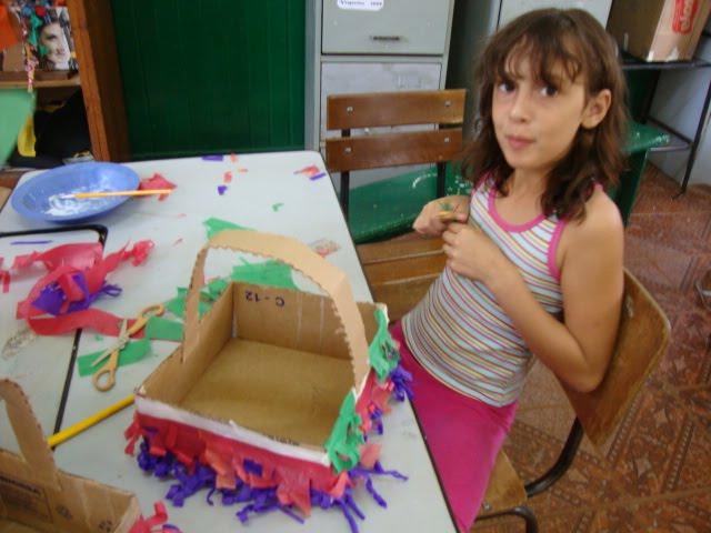 Artesanato Com Argila Simples ~ ESCOLA MUNICIPAL PRINCESA ISABEL Ofícinas Culturais Artesanato