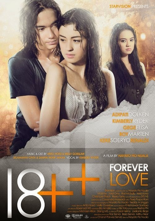 Film Indonesia Terbaru 2012  18++Forever Love