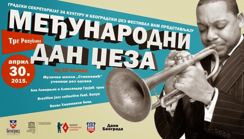 Koncert na Trgu Republike povodom Međunarodnog dana džeza