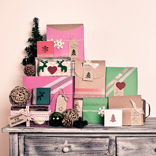 decoración navideña etiquetas mr. wonderful self packaging