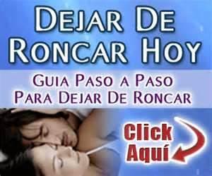 Dejar De Roncar Hoy