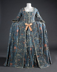 18th Century Costume - Robe a la Francais - Historical Dress