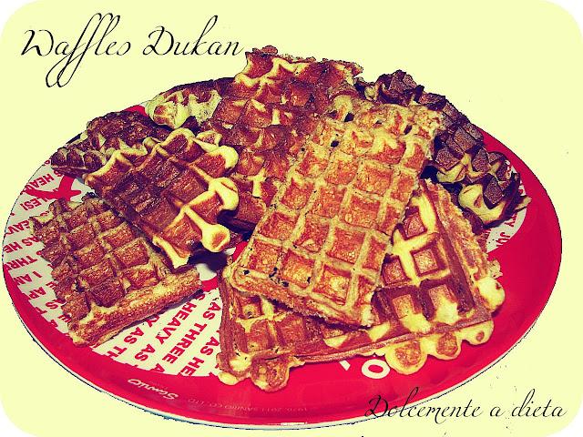 waffles dukan